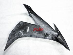 Motorycycle Carbon Fiber Parts Side Panel (R) for Yamha R1 04-06 pictures & photos