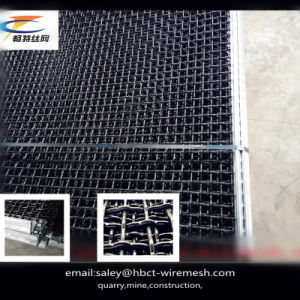 Crimped Wire Mesh for Mining /Square Wire Mesh pictures & photos