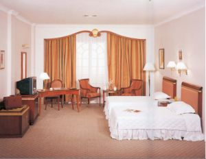 Restaurant Furniture/Hotel Furniture/Standard Hotel Double Bedroom Furniture/Classic Hotel Double Bedroom Furniture pictures & photos