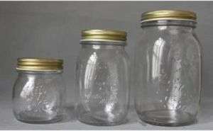 Empty Glass Jar/ Food Container/ Food Packaging pictures & photos