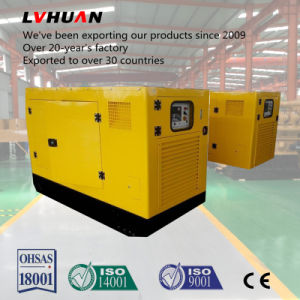 Small Silent Biogas Electric Generator for Biogas Plant pictures & photos