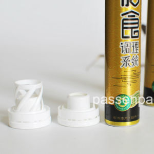 Aluminum Effervescent Tablet Packaging Tube with Flipoff Closure (PPC-AET-002) pictures & photos