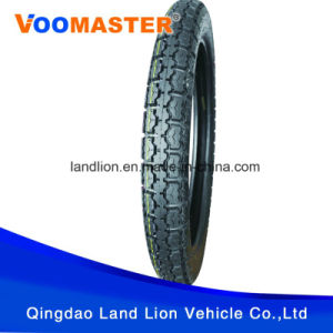 Africa Best Welcomed Tread Pattern Motorcycle Tyre 3.50-18 pictures & photos