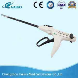 Disposable Laparoscopic Cutter Staplers Medical Instrument Manufacturer pictures & photos