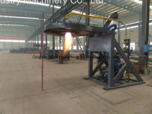 Steel Ladle Preheater/ Iron Ladle Pre-Heating System Used in EPC Casting pictures & photos