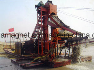 Mini Iron Sand Suction Ship for Sea Sand Mine pictures & photos
