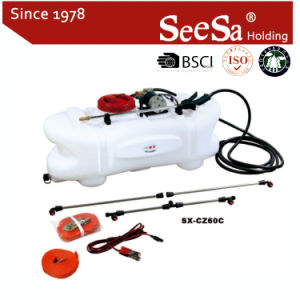 CE Approved 60L Agriculture /Garden ATV Electric Sprayer pictures & photos