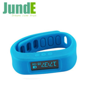 Silicone Sports Bracelet with Bluetooth 2.1 (4.0 optional)