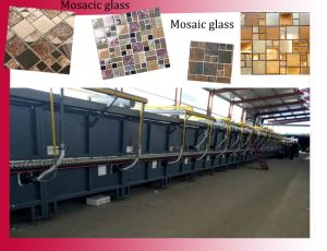 Mass Production of Glass Mosaic Kiln pictures & photos