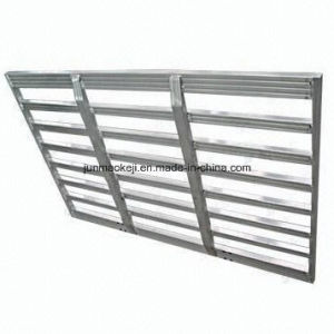 Fabricated Aluminum Pallet for Industrial pictures & photos
