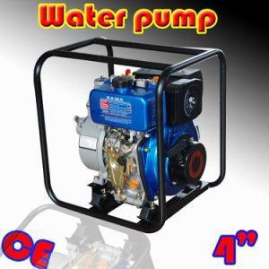 """4inch Diesel Water Pump/ 4"""" Portable Water Pump 2% Discount! pictures & photos"""