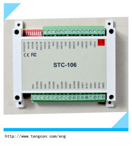 8PT100 Input Expandable Io Module Stc-106 with RS485/232 Modbus RTU pictures & photos