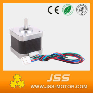 1.8 Step Angle Hybrid Cheap Stepper Motor with 4 Wires pictures & photos