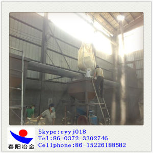 Low Price Good Quality Calcium Silicon Powder pictures & photos