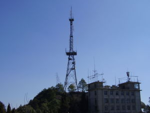 Sangao Best Quality Telecommunication Steel Monopole Tower