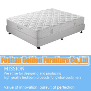 Natural Latex Spring Mattress pictures & photos