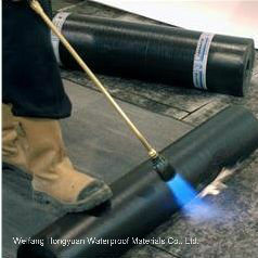 Bitumen Based Waterproofing Roofing Material pictures & photos