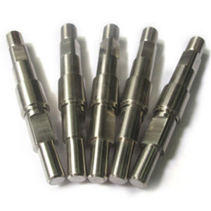 Stainless Steel Shaft High Precision Turned Parts Grinding Surface pictures & photos