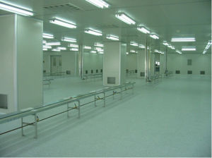 Class1000 Cleanroom for Manufaturing Processes pictures & photos