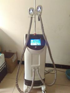 Cellulite Removal Coolsculpting Cryolipolysis Machine, 2 Handles Work pictures & photos