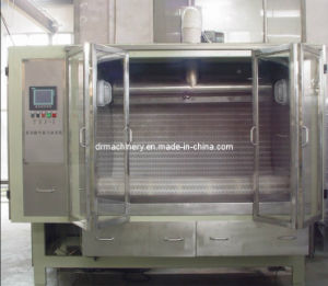 Chocolate Coating Machine, Chocolate Coater Enrober Making Machine pictures & photos