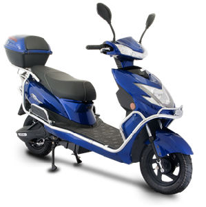 Fashion Sports and Functional Type 60V30ah Electric Motorcycle for Sale pictures & photos