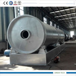 Green Tire Recycling Machine Pyrolysis Tire Waste to Oil pictures & photos