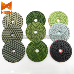 Resin Bonded Flexible Polishing Pad pictures & photos