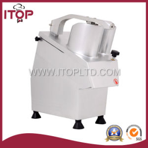 CE Approved Stainless Steel Electric Vegetable Slicer Machine (QC55G) pictures & photos