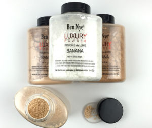 Ben Nye Luxury Powder Poudre De Luxe Banana 3oz. 85g/PCS Face Makeup Powder Cosmetic Loose Powder pictures & photos