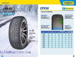 Winter SUV/UHP Car Tyre (255/50R19) pictures & photos