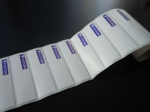 Thermal Transfer Label with Printing pictures & photos