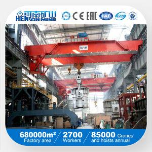 Qdy Type Crane Double Beam Foundry Crane pictures & photos