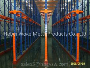 Cold Storage Warehouse Drive Through Rack pictures & photos