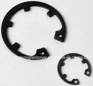 Serrated Circlip / Retaining Ring / Jk Ring (DIN984 / D2000 / JK) pictures & photos