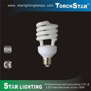 1260lm 20W Tri-Phosphor Energy Saving CFL with 8000hrs Lifetime pictures & photos