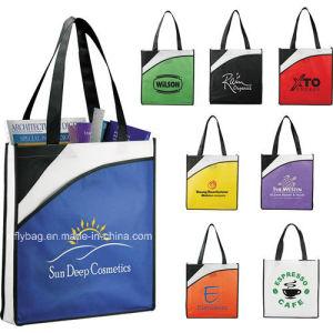 Fashion Laminaton Shopping Shoulder Bags Handbags Tote Bags pictures & photos