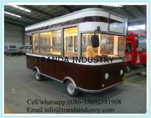 Petrol Tricycle Vendor Cart Vending Mobile Restaurant pictures & photos