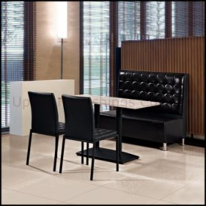 Restaurant Furniture Set - Dining Table, Chair and Booth Banquette (SP-CT508) pictures & photos