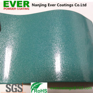 Pearl Blue Powder Coatings Powder Paint pictures & photos