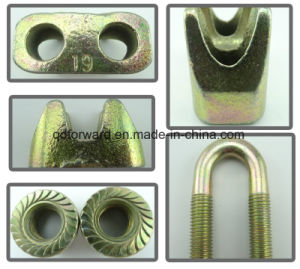 DIN1142 Wire Rope Clip pictures & photos