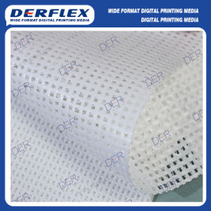 PVC Material One Way Vision Plastic Film Window Screen Rolls pictures & photos