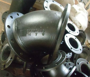 ISO2531 Pn10/Pn16/Pn25 Di Pipe Fitting pictures & photos