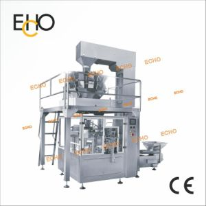 Bag Fill and Seal Machine for Potato Chips Mr8-200g pictures & photos