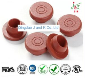 Customized Nature Rubber, EPDM, Silicone, Rubber Stoppers for Injection Powder pictures & photos