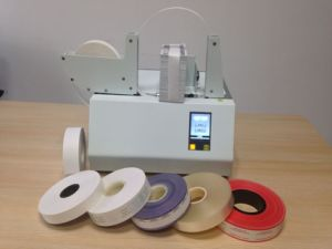 Bank Notes Binding Paper Bundle Machine