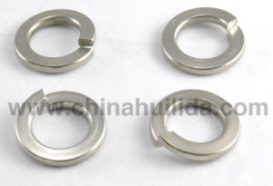 Stainless Steel Spring Washer pictures & photos