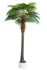 MID Artificial Fan Palm Tree