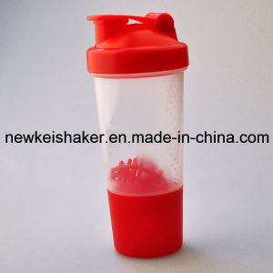Plastic Material and Eco-Friendly Feature Custom Shaker Bottle pictures & photos