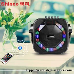 Portable Mini Bluetooth Wireless Speaker P5 Multimedia Speaker pictures & photos